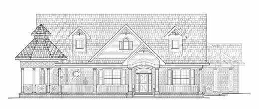 Deland Florida Architects FL House Plans & Home Plans