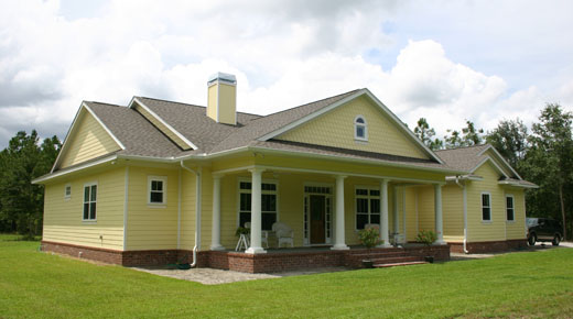 Jacksonville florida architects fl house plans home plans for Latest architectural house designs