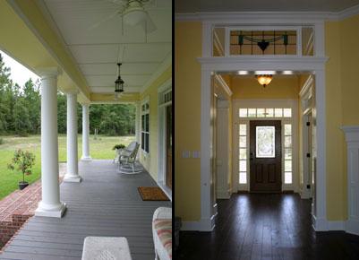 Live Oak Florida House Plans Architect House Plans Home Designs