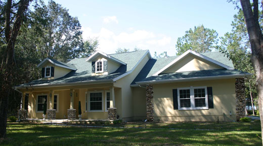 Newberry Florida Architects, custom home design, alachua county florida residential design services