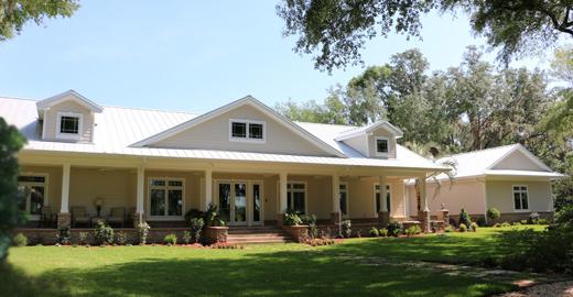 Jacksonville Florida Architect Home Plans